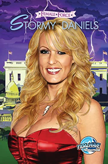 Female Force: Stormy Daniels