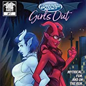 Twilight Detective Agency: Girls Out #1