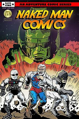 Naked Man Comics #11