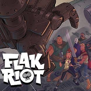 FLAK RIOT #4