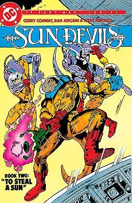 Sun Devils (1984-1985) #8