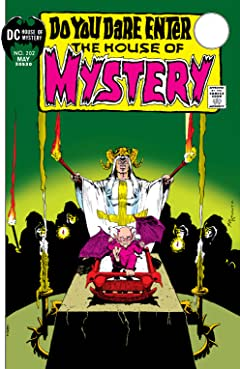 House of Mystery (1951-1983) #202