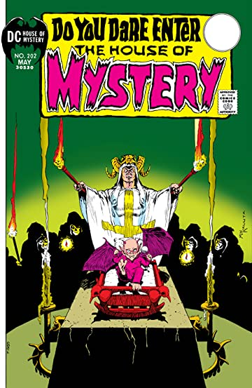 House of Mystery (1951-1983) No.202