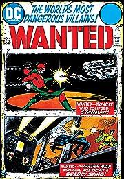 Wanted: The World's Most Dangerous Villains (1972-1973) #6