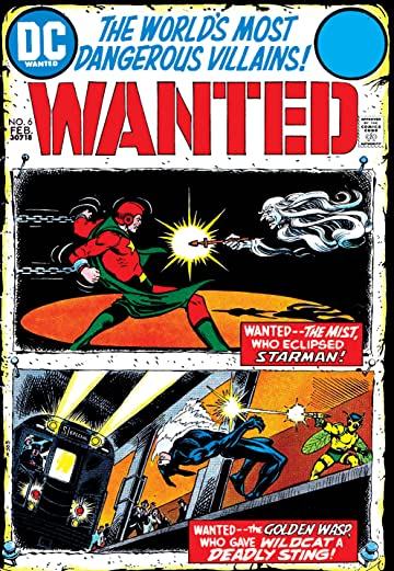Wanted: The World's Most Dangerous Villains (1972-1973) #6