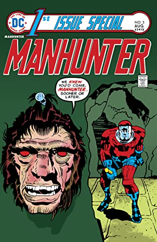 1st Issue Special (1975-1976) #5