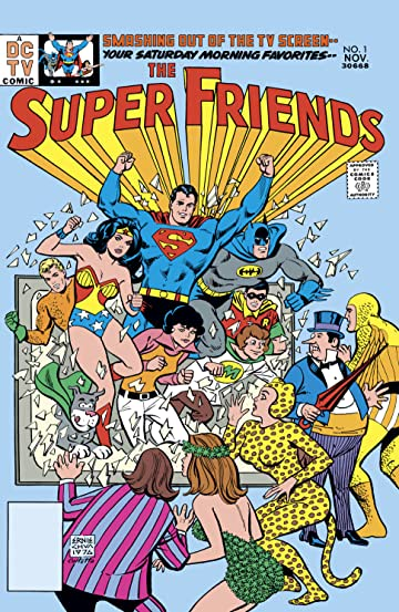 Super Friends (1976-1981) #1