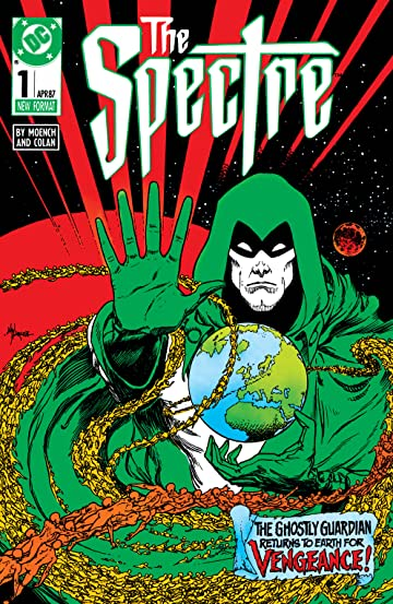 The Spectre (1987-1989) #1
