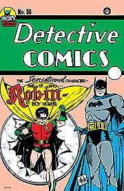 Detective Comics (1937-2011) #38: Facsimile Edition (2020)