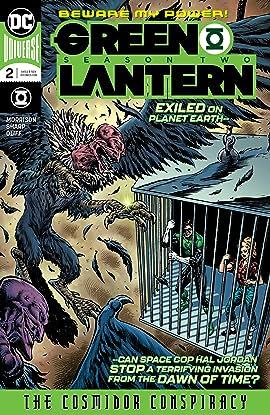 The Green Lantern Season Two (2020-) #2