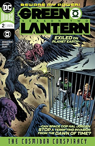 The Green Lantern Season Two (2020-) No.2