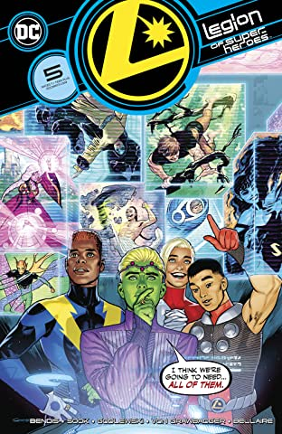 Legion of Super-Heroes (2019-) #5