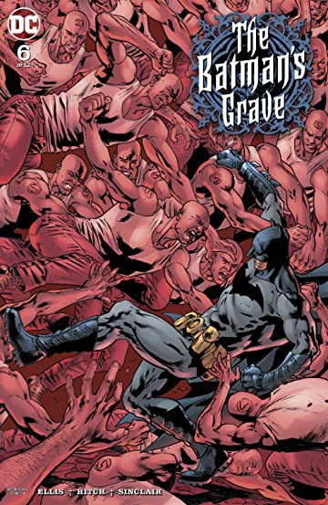 The Batman's Grave (2019-) #6