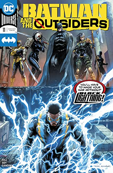 Batman and the Outsiders (2019-) #11