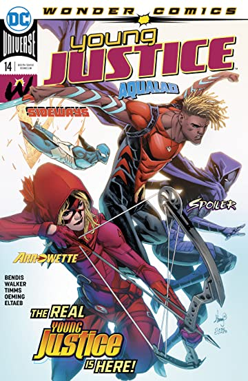 Young Justice (2019-) #14
