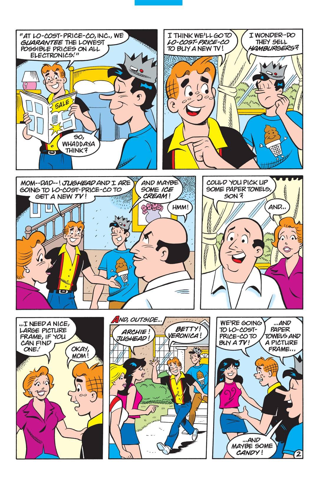 Archie & Friends #83