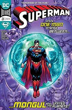 Superman (2018-) #21