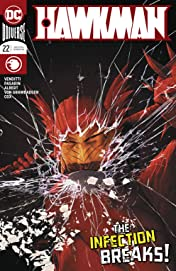 Hawkman (2018-) #22