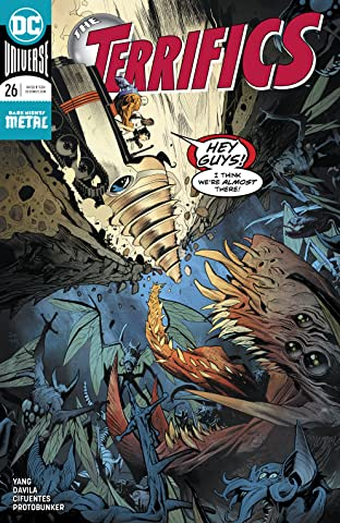 The Terrifics (2018-) #26