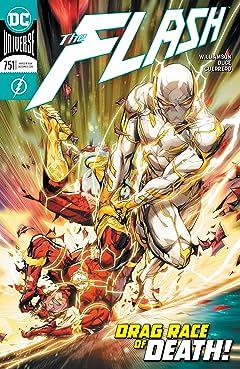 The Flash (2016-) #751
