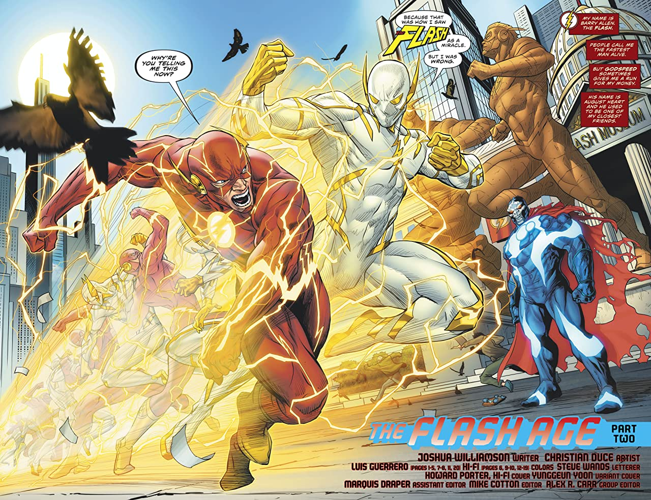 The Flash (2016-) #751