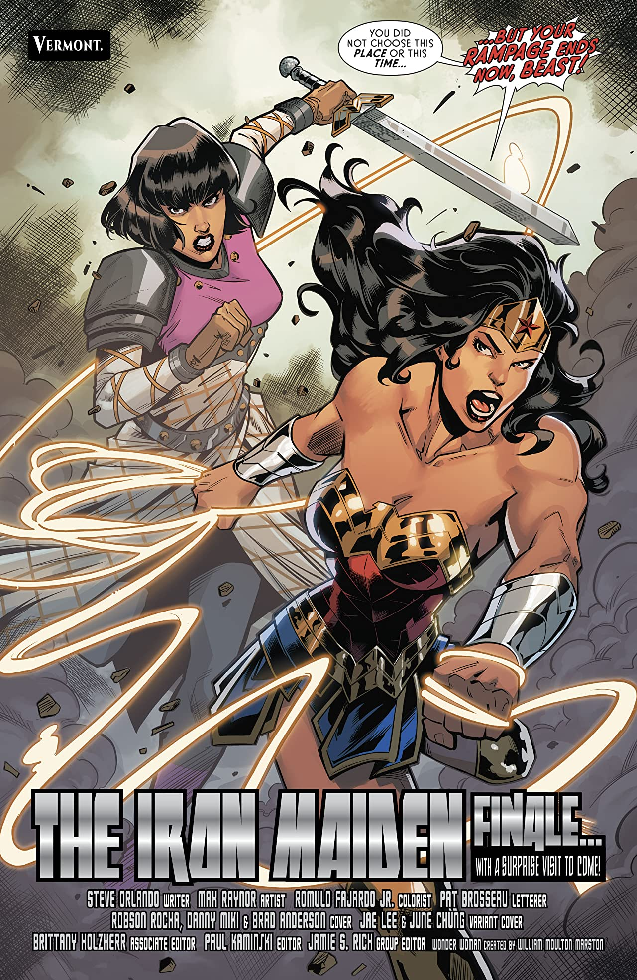 Wonder Woman (2016-) No.753