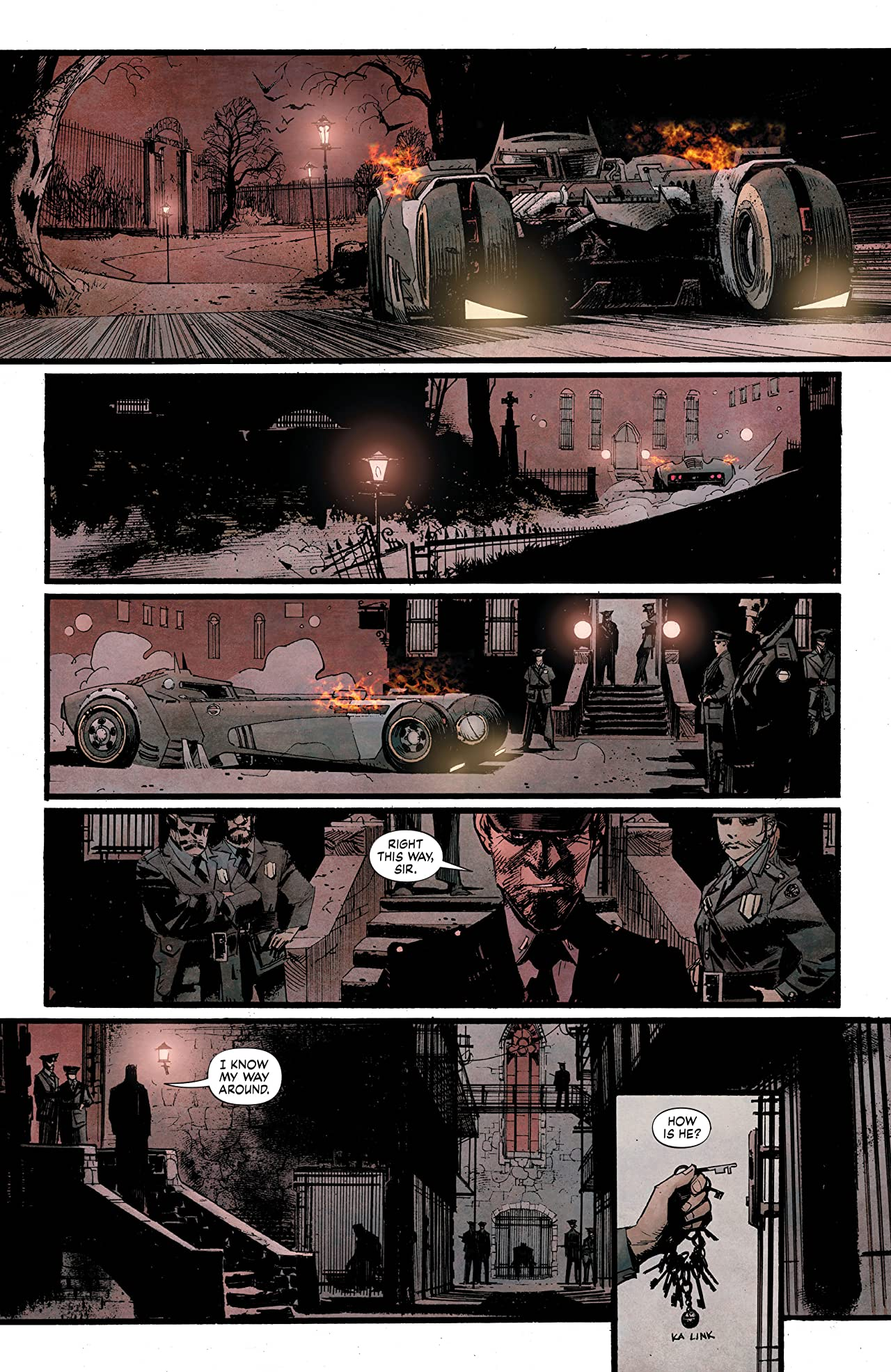 Batman: White Knight-The Deluxe Edition