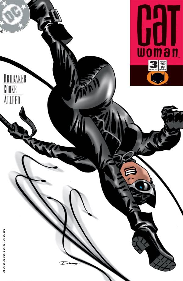Catwoman (2002-2008) #3