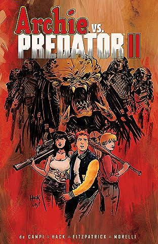 Archie vs. Predator II Vol. 1