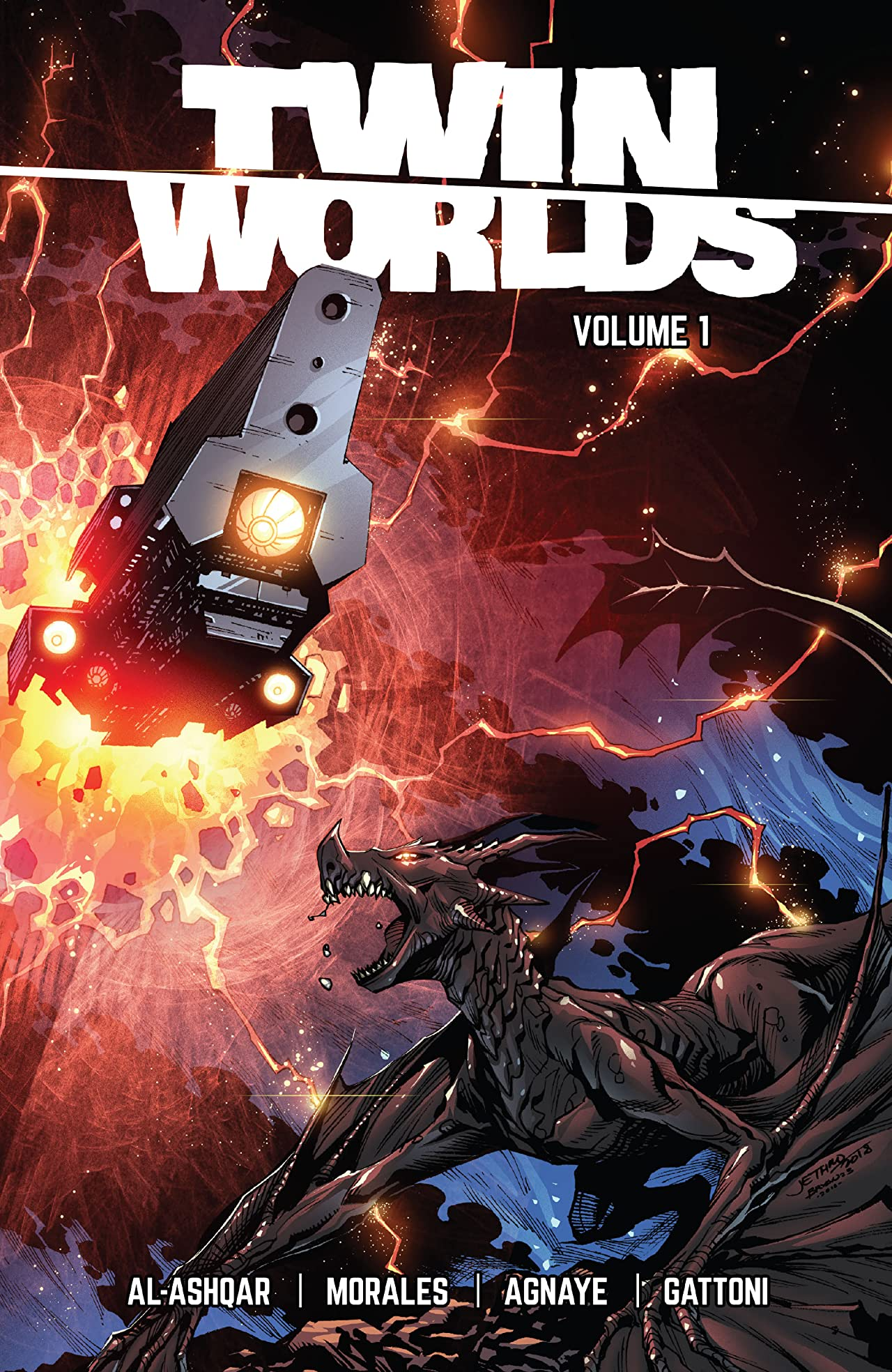 Twin Worlds Tome 1