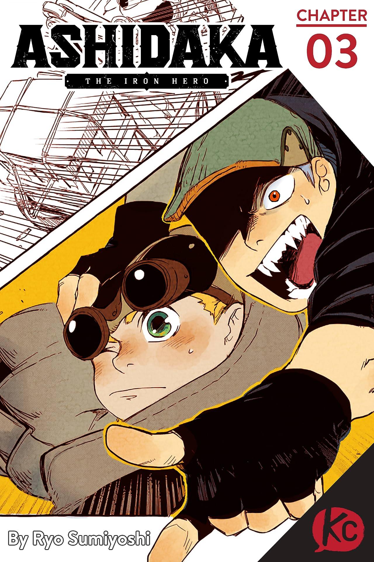 ASHIDAKA -The Iron Hero- #3