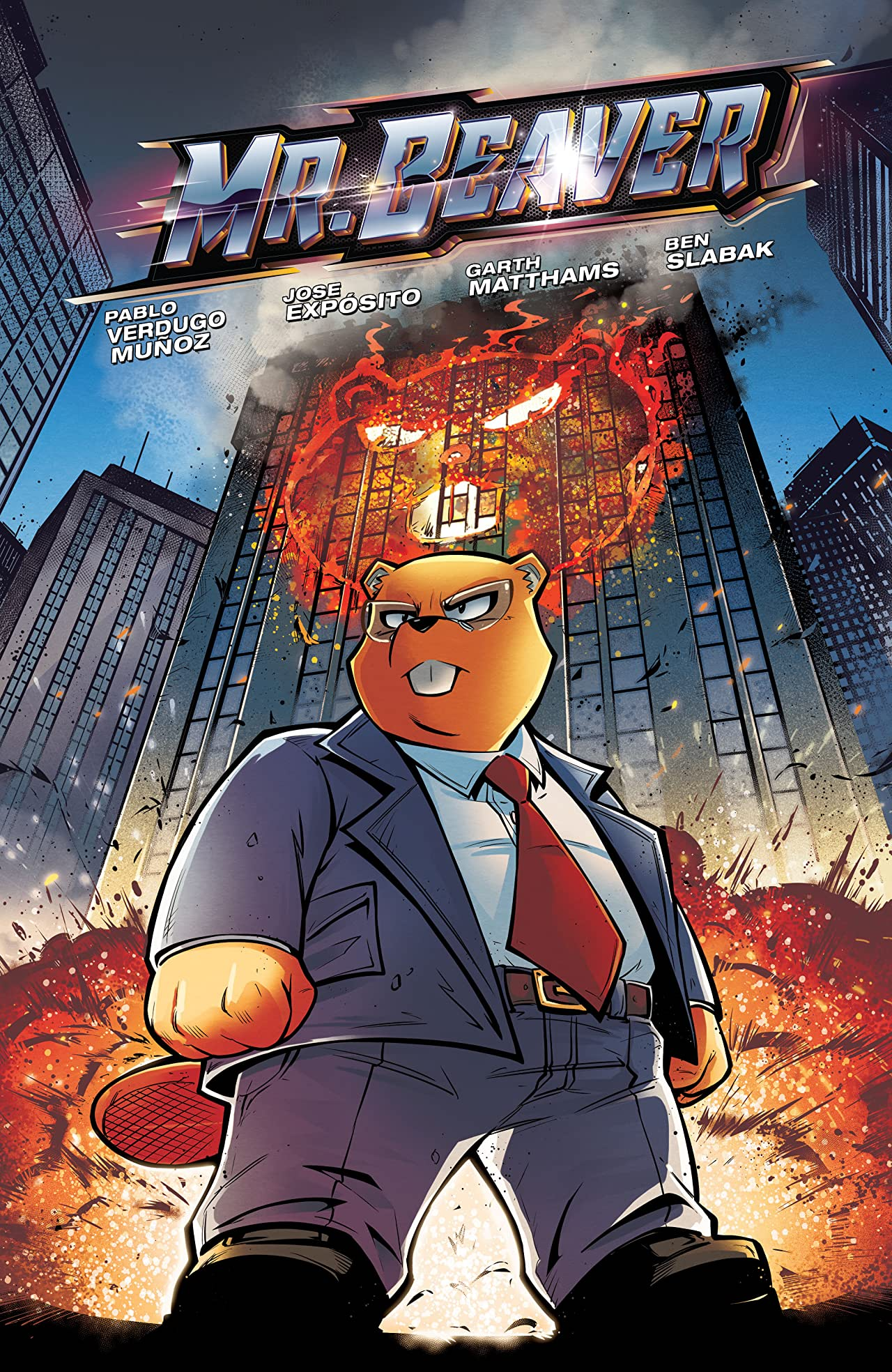 Mr. Beaver Vol. 1 - (EU) Comics by comiXology