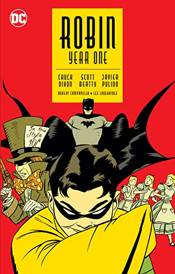 Robin: Year One