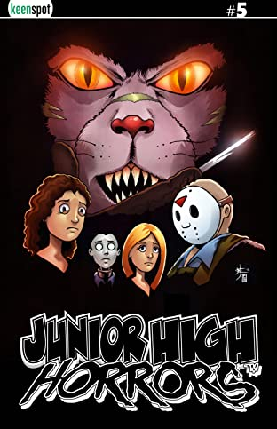 Junior High Horrors #5