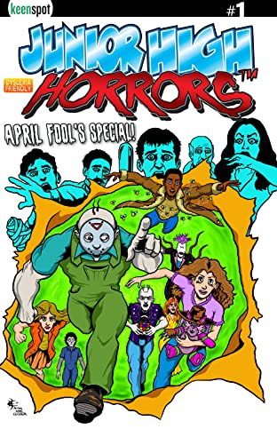 Junior High Horrors April Fools Special No.1