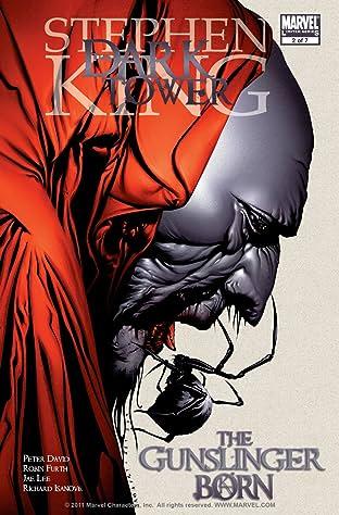 Dark Tower: The Gunslinger Born #2 (of 7)