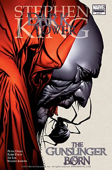 Dark Tower: The Gunslinger Born #2 (of 7)