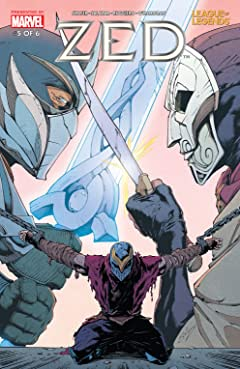 League Of Legends: Zed #5 (of 6)