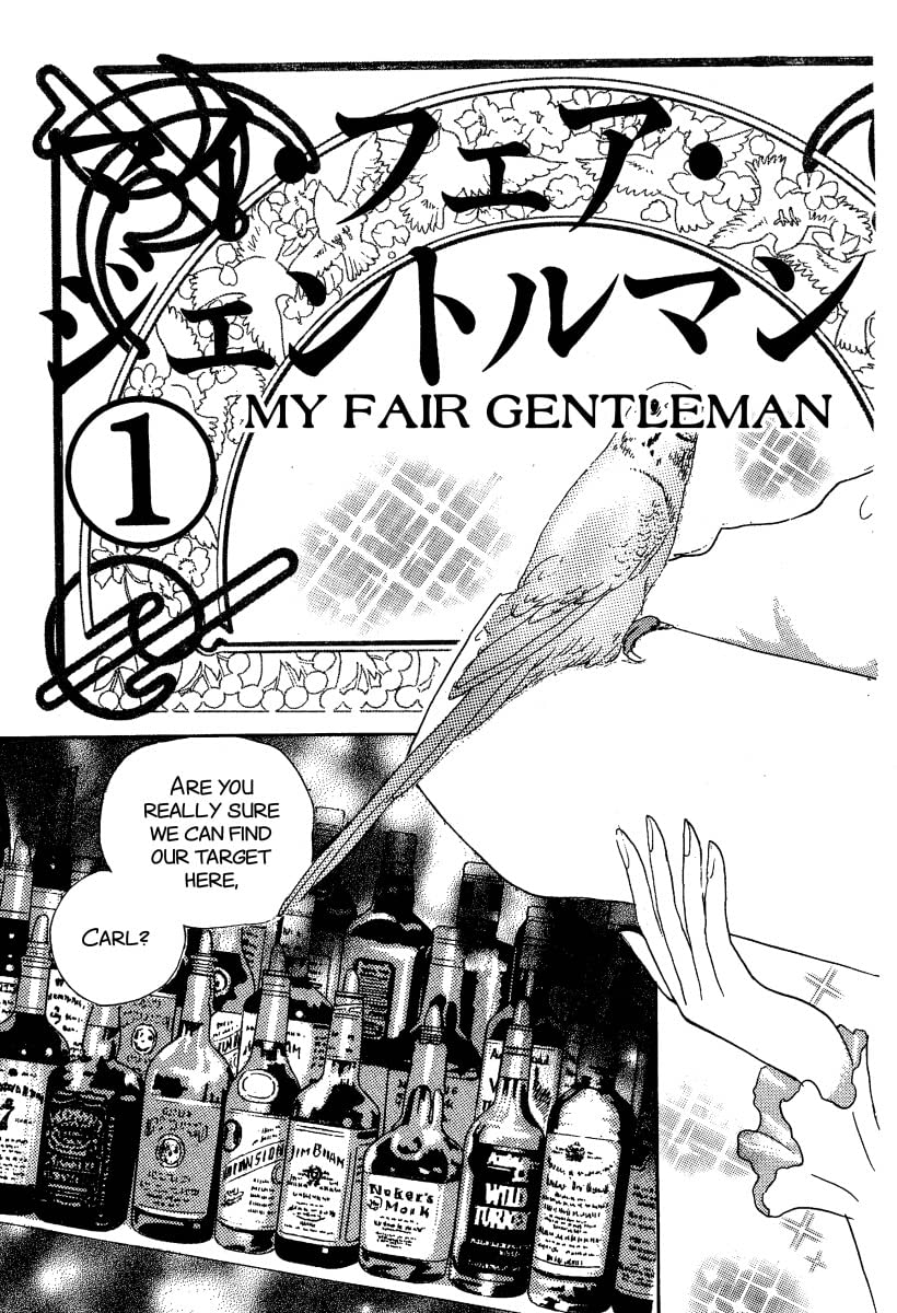 My Fair Gentleman #1