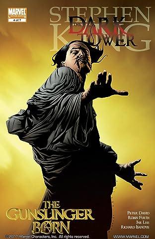 Dark Tower: The Gunslinger Born #4 (of 7)