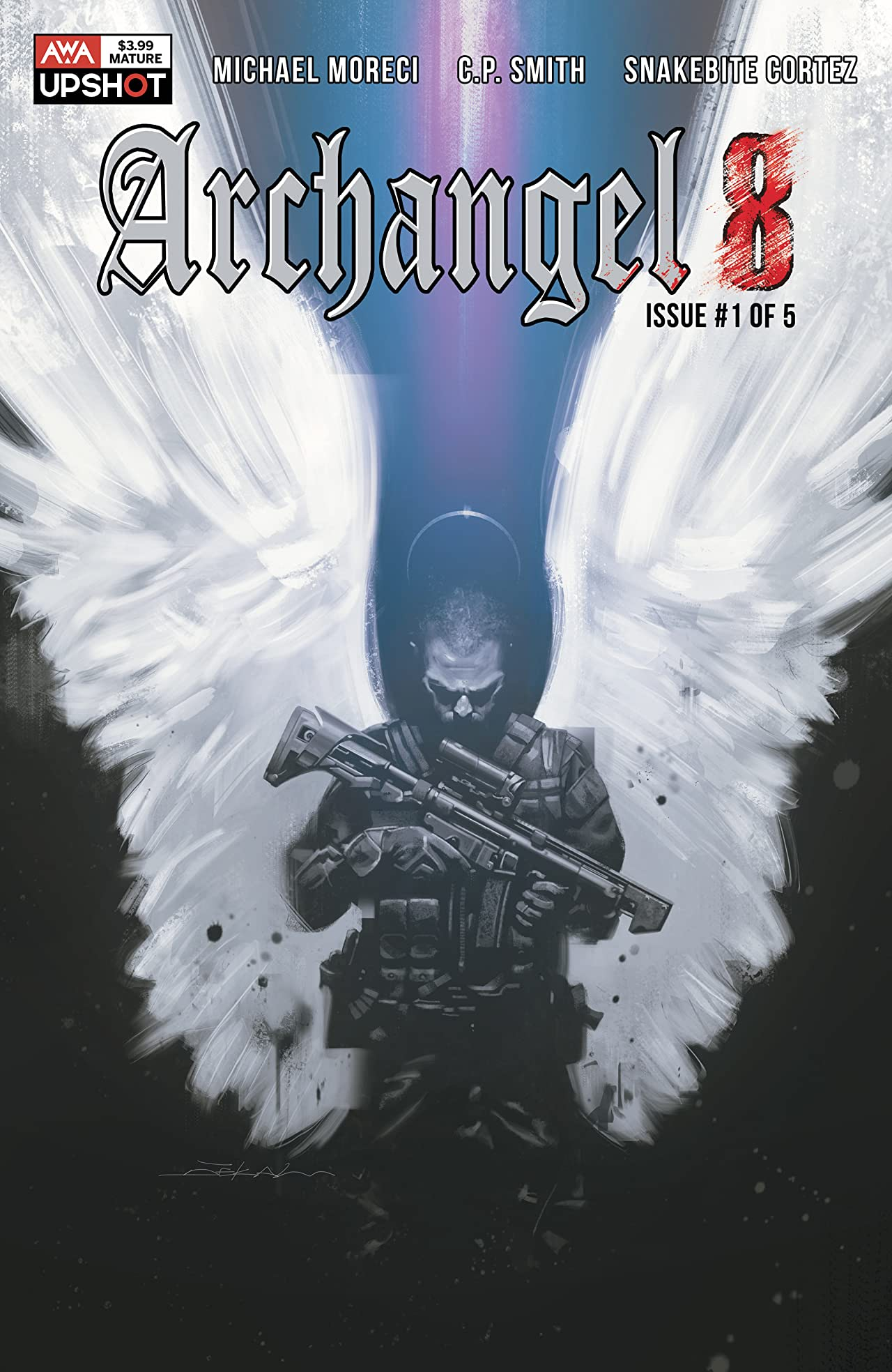 Archangel 8 #1 (of 5)