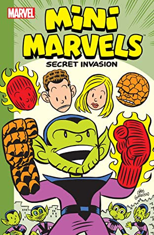 Mini Marvels: Secret Invasion