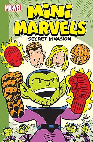 Mini Marvels: Secret Invasion