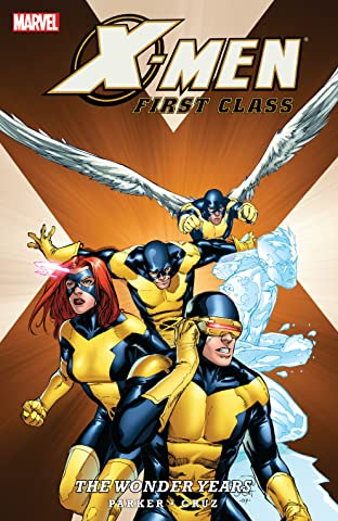 X-Men: First Class - The Wonder Years