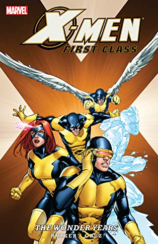 X-Men: First Class - The Wonder Years
