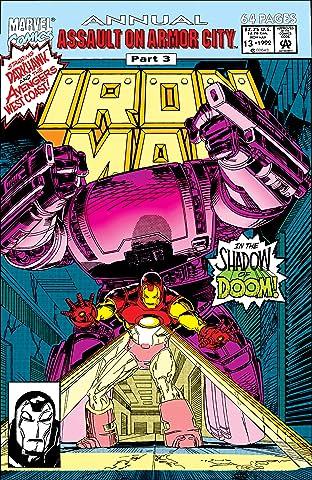 Iron Man (1968-1996) Annual #13