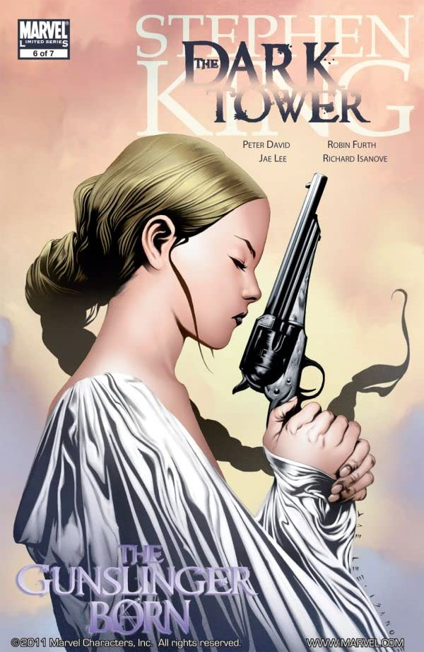 Dark Tower: The Gunslinger Born #6