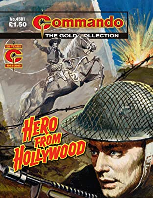 Commando #4581: Hero From Hollywood