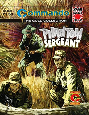 Commando #4585: Phantom Sergeant