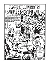 Commando #4592: Last Train From Trotskygrad